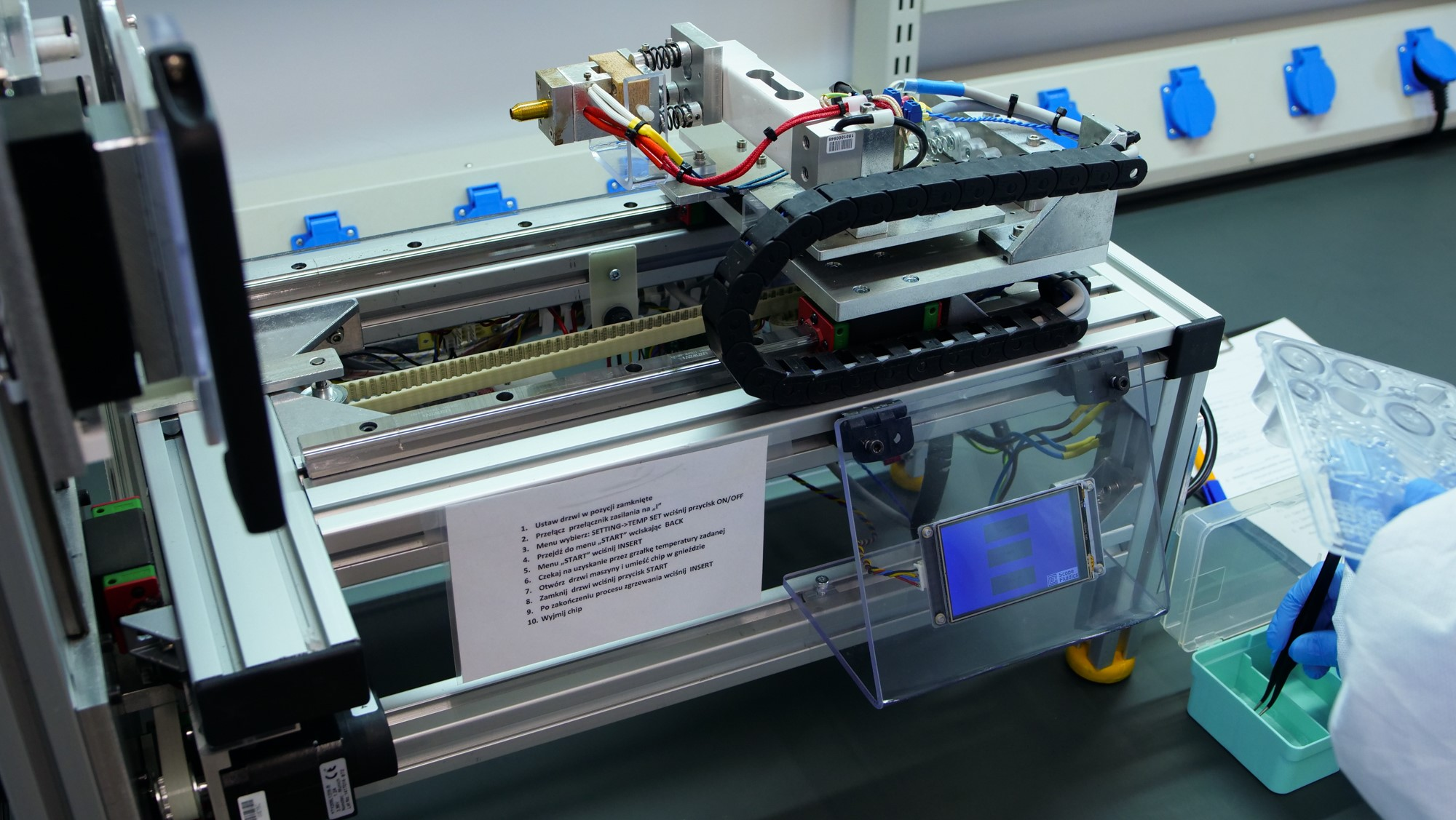 Scope Fluidics is developing an Ultra-Fast COVID-19 Panel for its PCR|ONE Rapid Molecular Diagnostic System